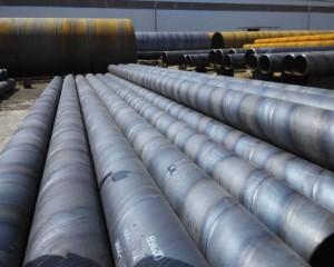 国际A级螺旋钢管