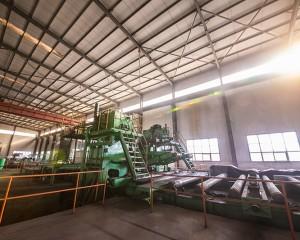 广西螺旋钢管分厂