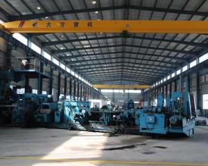河北螺旋钢管分厂