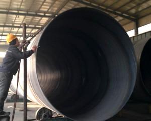 X60螺旋钢管
