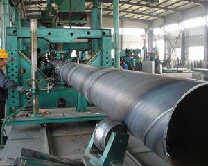 十五年生产经验-沧州螺旋钢管厂家
