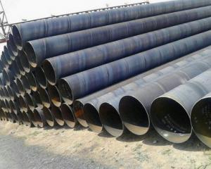 大口径排污螺旋钢管