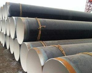 大口径螺旋钢管焊管