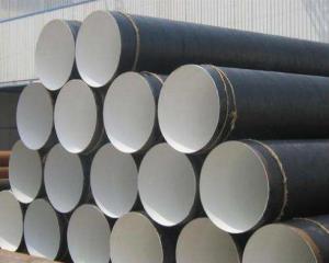 供水专用防腐螺旋钢管
