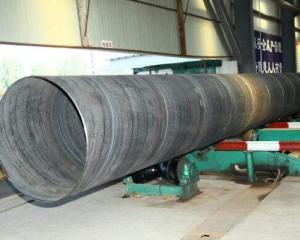金昌螺旋钢管厂-专业生产螺旋钢管