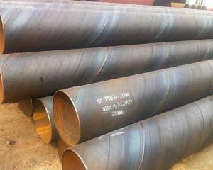 天水螺旋钢管厂-螺旋钢管厂家直销