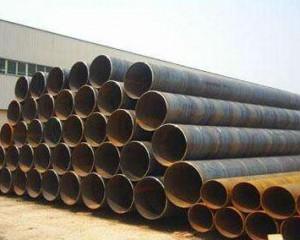 酒泉螺旋钢管厂-钢管厂家行业实力雄厚