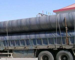 定西螺旋钢管厂-大型知名螺旋钢管生产厂家