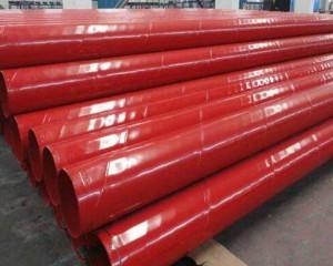 呼伦贝尔螺旋钢管厂-生产批发各种型号材质的螺旋钢管