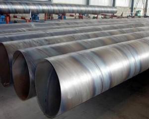 大口径螺旋钢管价一直处于下跌态势