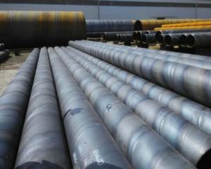 厚壁螺旋钢管桩