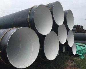 环保tpep防腐螺旋钢管