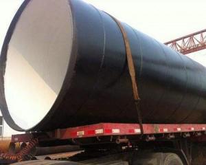 燃气输送用螺旋钢管