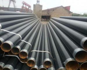 石油管道用3pe螺旋钢管