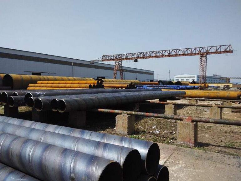 珠海螺旋钢管厂_螺旋钢管销售基地 广东螺旋钢管厂家