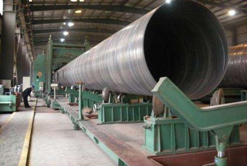 钦州螺旋钢管厂家批发,就选雨江螺旋钢管 广西螺旋钢管厂家
