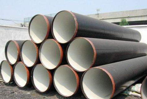 饮水输送ipn8710防腐钢管 防腐螺旋钢管