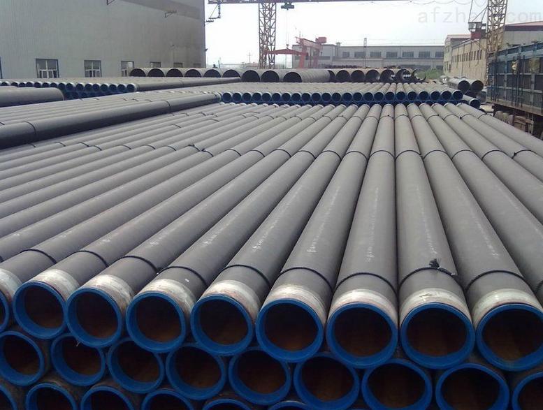 3PE防腐钢管防腐结构以及生产流程 螺旋钢管新闻资讯 第1张