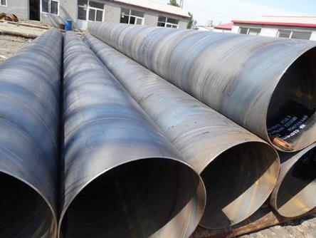 张家口螺旋钢管厂—螺旋钢管销售基地 河北螺旋钢管厂家