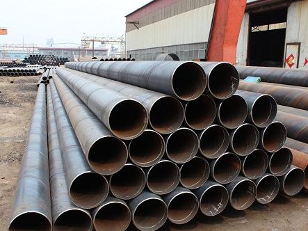 螺旋钢管近期价格动态 小口径螺旋钢管价格