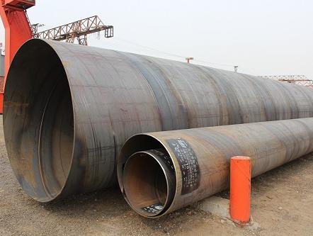 国标螺旋钢管标准 螺旋钢管规格表 第1张