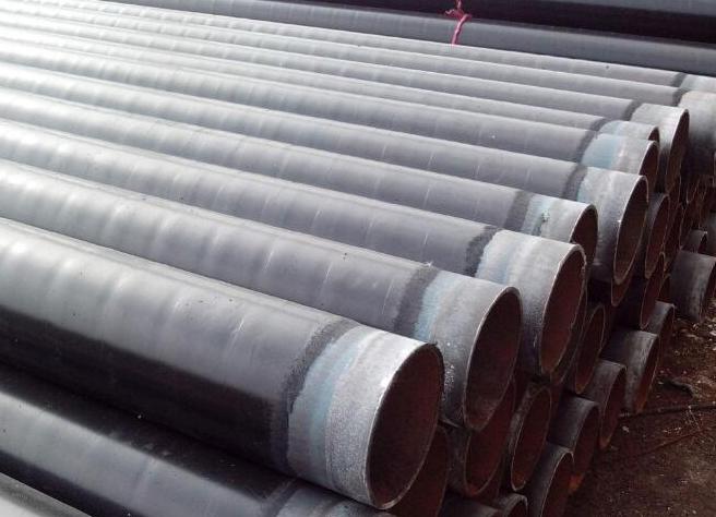 3pe级防腐螺旋钢管 防腐螺旋钢管