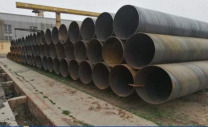 厂家告诉你:螺旋钢管价格是怎么计算的 厚壁螺旋钢管价格