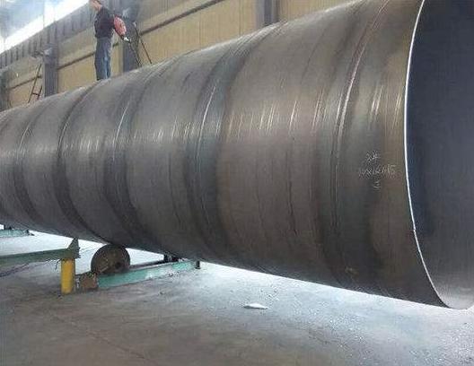 揭阳螺旋钢管厂-设备先进,产品齐全 广东螺旋钢管厂家