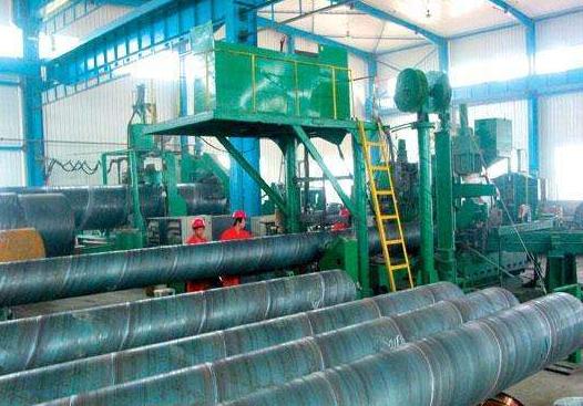 云浮螺旋钢管厂-专业生产供应各种型号 广东螺旋钢管厂家