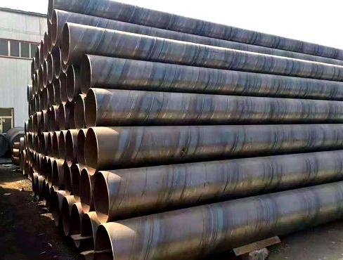 河源螺旋钢管-完善售后服务 广东螺旋钢管厂家