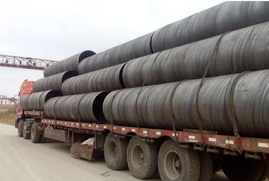 长沙螺旋钢管厂-规格齐全,性价比高 湖南螺旋钢管厂家