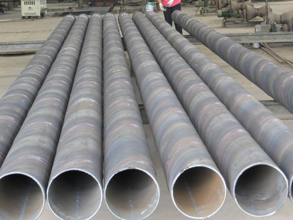株洲螺旋钢管厂,型号齐全发货迅速 湖南螺旋钢管厂家