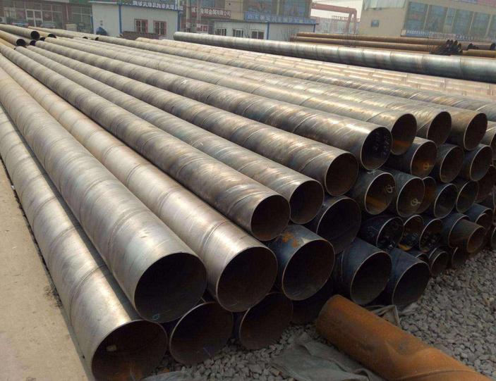 钢管除锈防腐工艺流程介绍 螺旋钢管新闻资讯 第2张