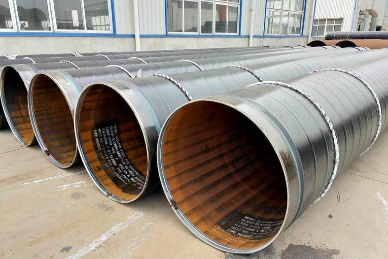 螺旋钢管表面处理工艺介绍 螺旋钢管新闻资讯