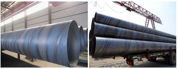 螺旋焊管价格_螺旋焊管多少钱一吨 厚壁螺旋钢管价格