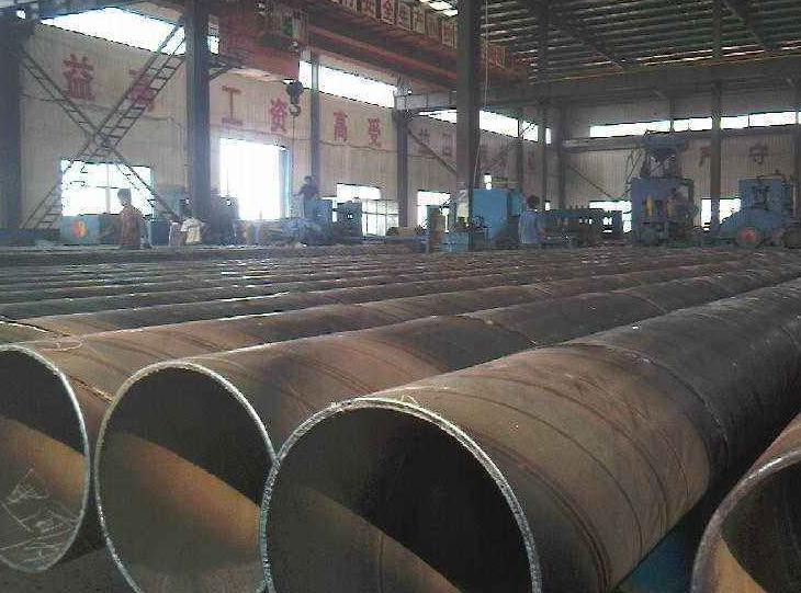 630mm防腐螺旋钢管 防腐螺旋钢管