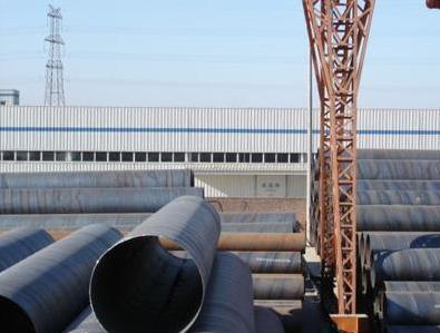 石油运输螺旋钢管 大口径螺旋钢管