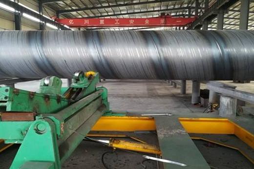 螺旋钢管价格厂家批发价格是多少? 厚壁螺旋钢管价格