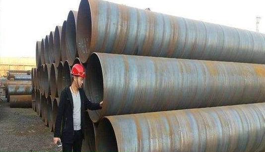 大口径螺旋管的使用优势 螺旋钢管新闻资讯