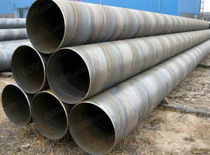螺旋钢管口径对应表 螺旋钢管新闻资讯