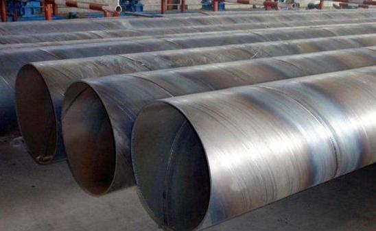 dn600螺旋钢管壁厚 厚壁螺旋钢管