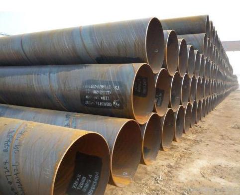 吉安螺旋钢管厂-规格全,货源足,发货快 江西螺旋钢管厂家