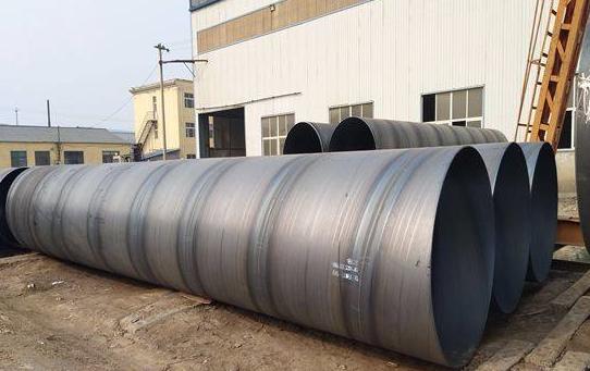 湖州螺旋钢管厂-专业生产双面埋弧焊螺旋钢管 浙江螺旋钢管厂家
