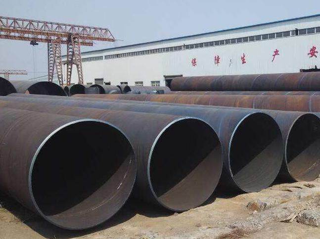 衢州螺旋钢管厂-实力雄厚的钢管厂家 浙江螺旋钢管厂家