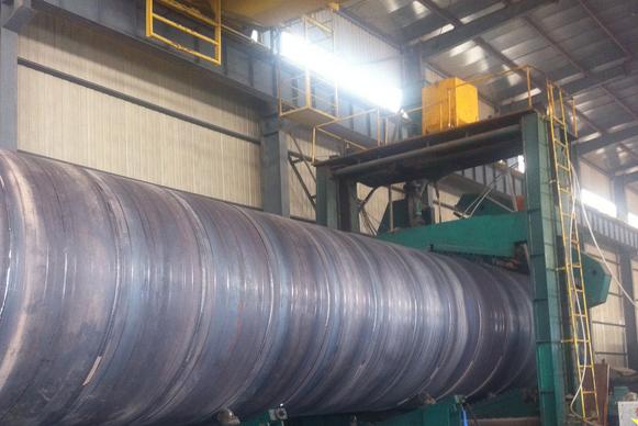 德阳螺旋钢管厂-供应各种型号螺旋钢管 四川螺旋钢管厂家
