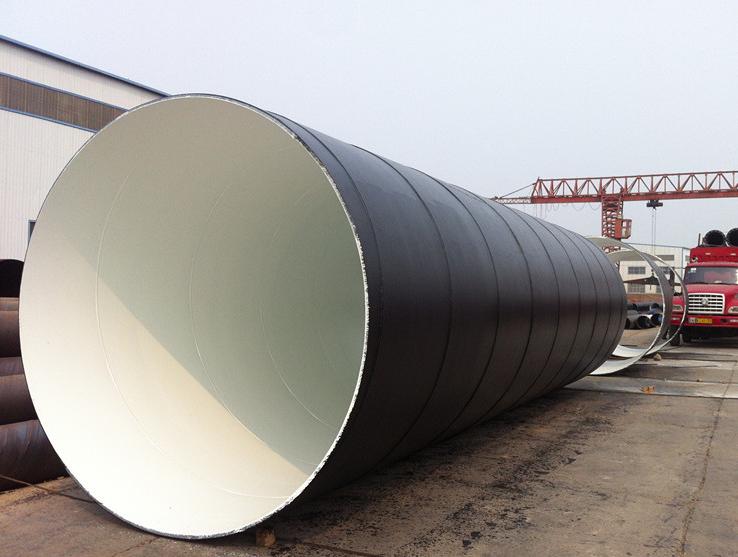 广元螺旋钢管厂-专业生产大口径螺旋管 四川螺旋钢管厂家