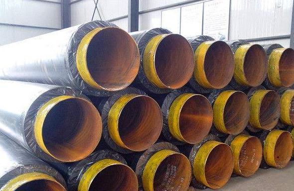 保温螺旋钢管厂价格 保温螺旋钢管价格