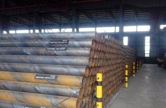 宣城螺旋钢管厂-钢管可现货可定制 安徽螺旋钢管厂家