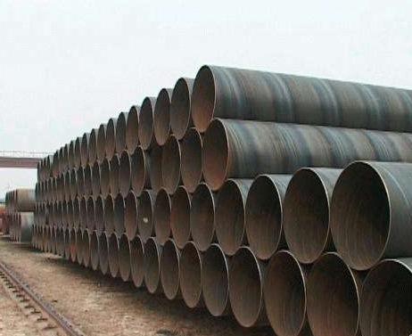 焦作螺旋钢管厂-专业生产螺旋钢管 河南螺旋钢管厂家