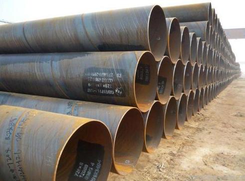 三门峡螺旋钢管厂-钢管品质可靠,售后完善 河南螺旋钢管厂家